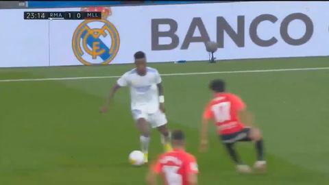 Real Madrid 6-1 Mallorca (Liga Española)