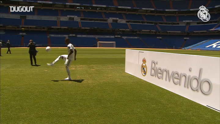Vinicius Junior's Best Tricks And Flicks For Real Madrid