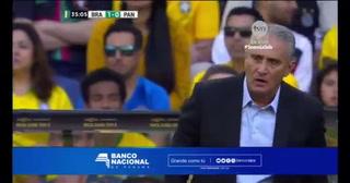 Adolfo Machado pone el empate de Panamá ante Brasil