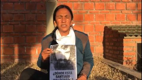 Milagro Sala desde su casa de El Carmen: El gobierno nos usa para entretener a la gente