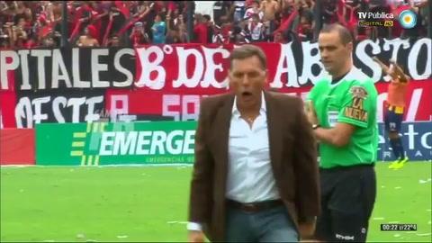 Central le dedicó un emotivo video a Miguel Angel Russo