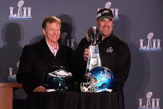 Eagles HC Pederson says their Super Bowl win is still surreal to him
