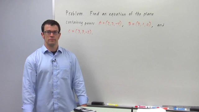 The Cross Product of Vectors - Problem 3