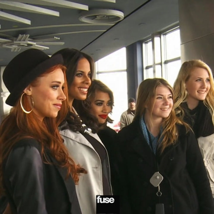Chasing The Saturdays Up the Empire State Building