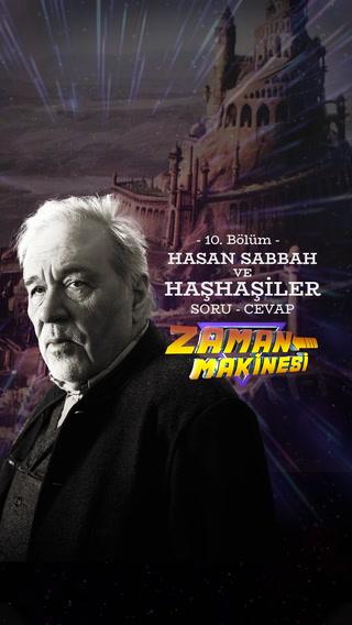 İlber Ortaylı Hasan Sabbah'la ilgili soruları cevaplıyor