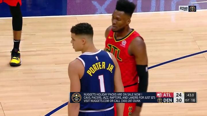 Trae Young (Hawks), el más destacado de la jornada de la NBA
