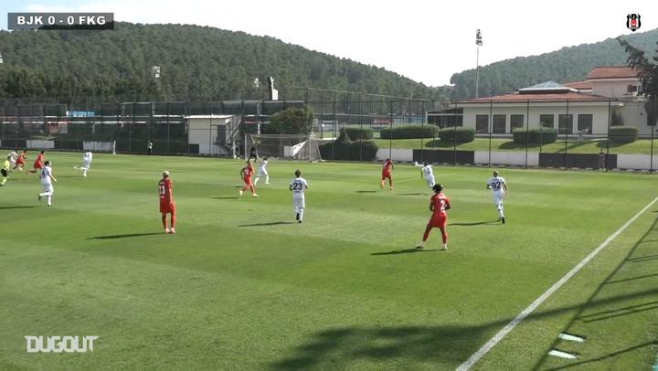 Maç Özeti: Beşiktaş 5-2 Fatih Karagümrük