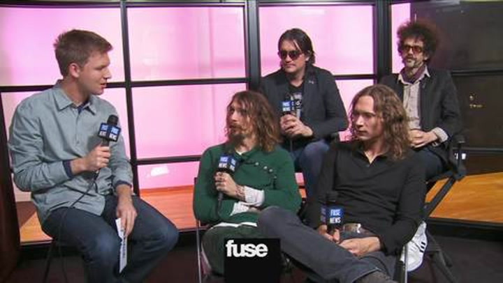 "Interviews: The Darkness on Making Tea, New Songs and ""Broads"""