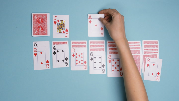 Watch Now: Klondike Solitaire Card Game Rules