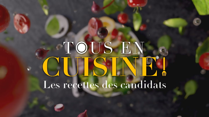 Replay Tous en cuisine, les recettes des candidats - Mercredi 20 Octobre 2021