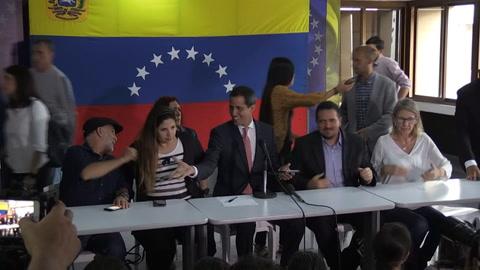 Guaidó: fondos presuntamente malversados por colaboradores eran de donaciones privadas