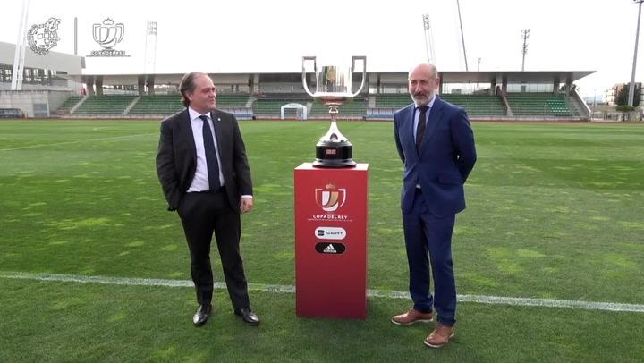 Aplazada la final de la Copa del Rey 2020 de fútbol entre Real Sociedad y Athletic