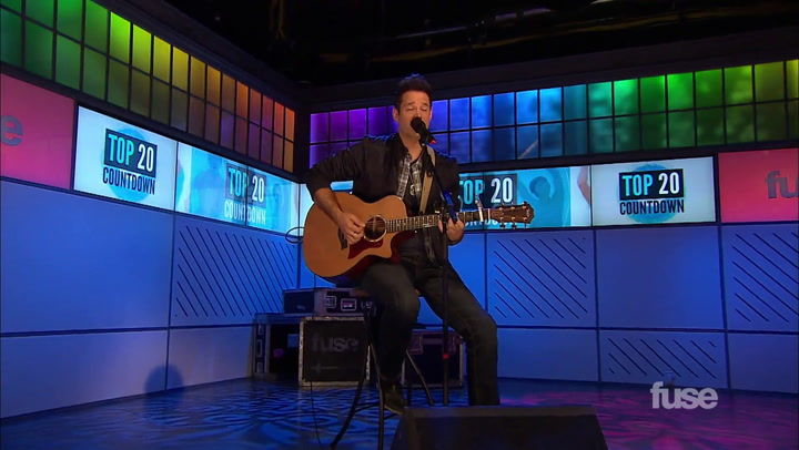 """Shows: Top 20 Countdown: David Osmond """"I Can Do This"""" Performance"""