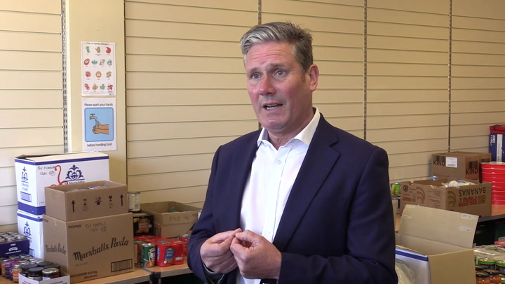 Starmer says he will 'take responsibility' for Labour election results