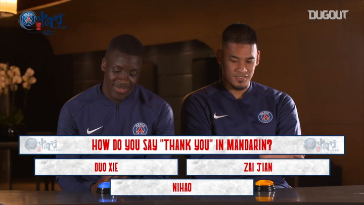 Paris Saint-Germain Summer Quiz - Part Three