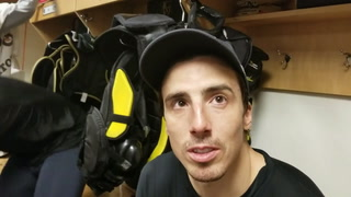 Golden Knights goaltender Marc-Andre Fleury on Game 6
