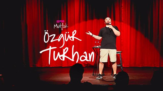 BKM Mutfak Stand-Up - Özgür Turhan
