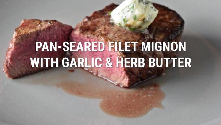 filet mignon cooking methods
