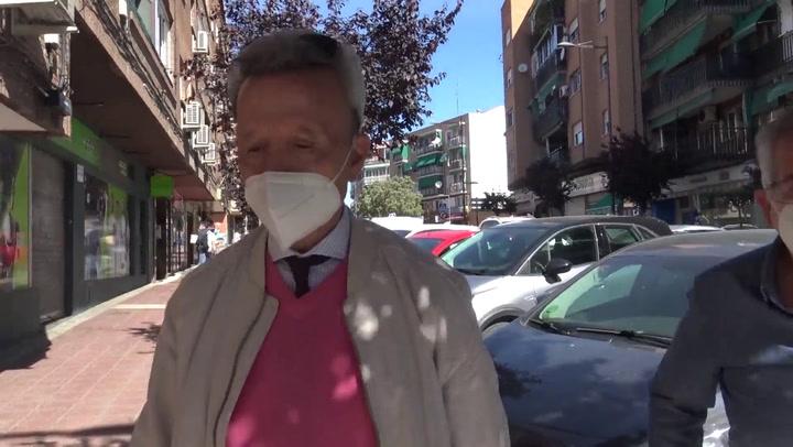 Gloria Camila se pronuncia acerca de la operación de corazón de su padre