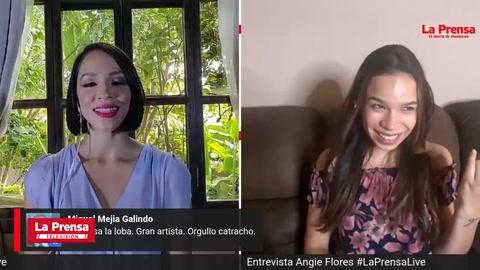 Entrevista con la artista hondureña Angie Flores