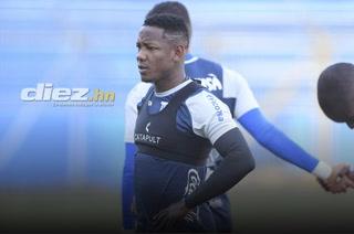 Romell Quioto no se recupera y es baja con Honduras para amistoso ante Ecuador