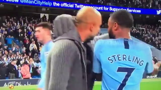¡Enfurecido! La falta de respeto de Sterling que provocó la ira de Pep Guardiola