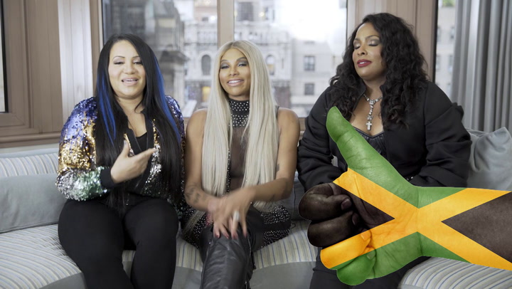 Salt-N-Pepa Sounds Off on Face Tattoos, Baby Hair And Twerking