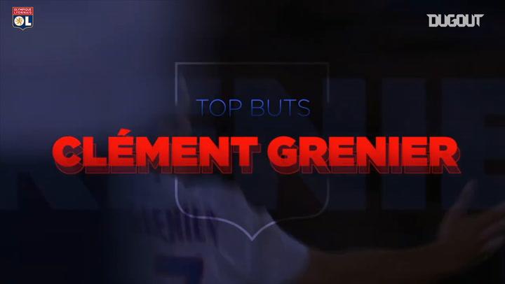 Clément Grenier's top five OL free-kicks