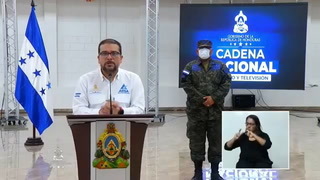 Honduras confirma siete nuevas muertes por Covid-19 y la cifra asciende a 22