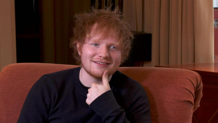 Ed Sheeran Talks Sex on the Tube and Clean Butts