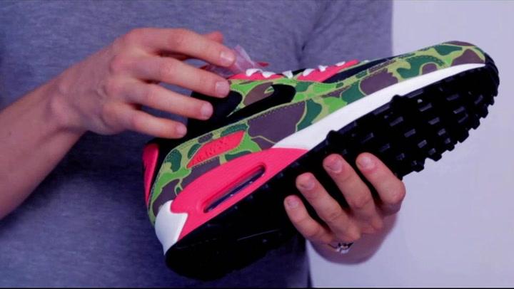 Nike Air Max 90: Skee Sneaks