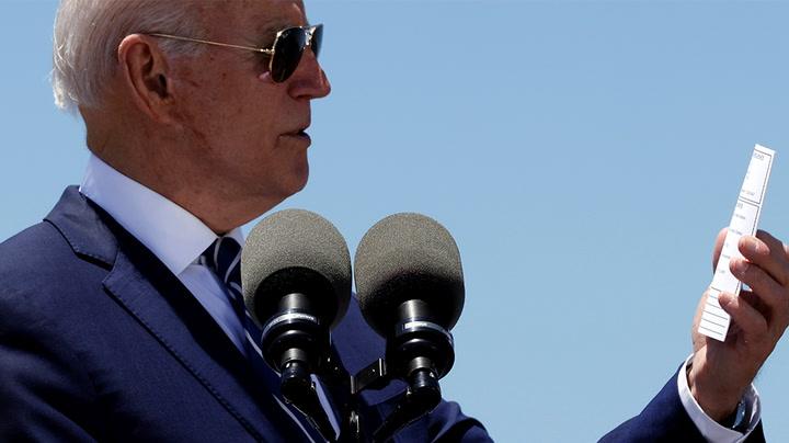 Watch live as Joe Biden touts American Jobs Plan in New Orleans