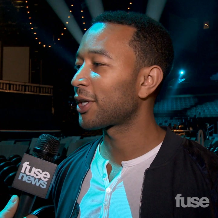 John Legend: 9 GRAMMY Awards Later, R&B Fave Is Still Nervous