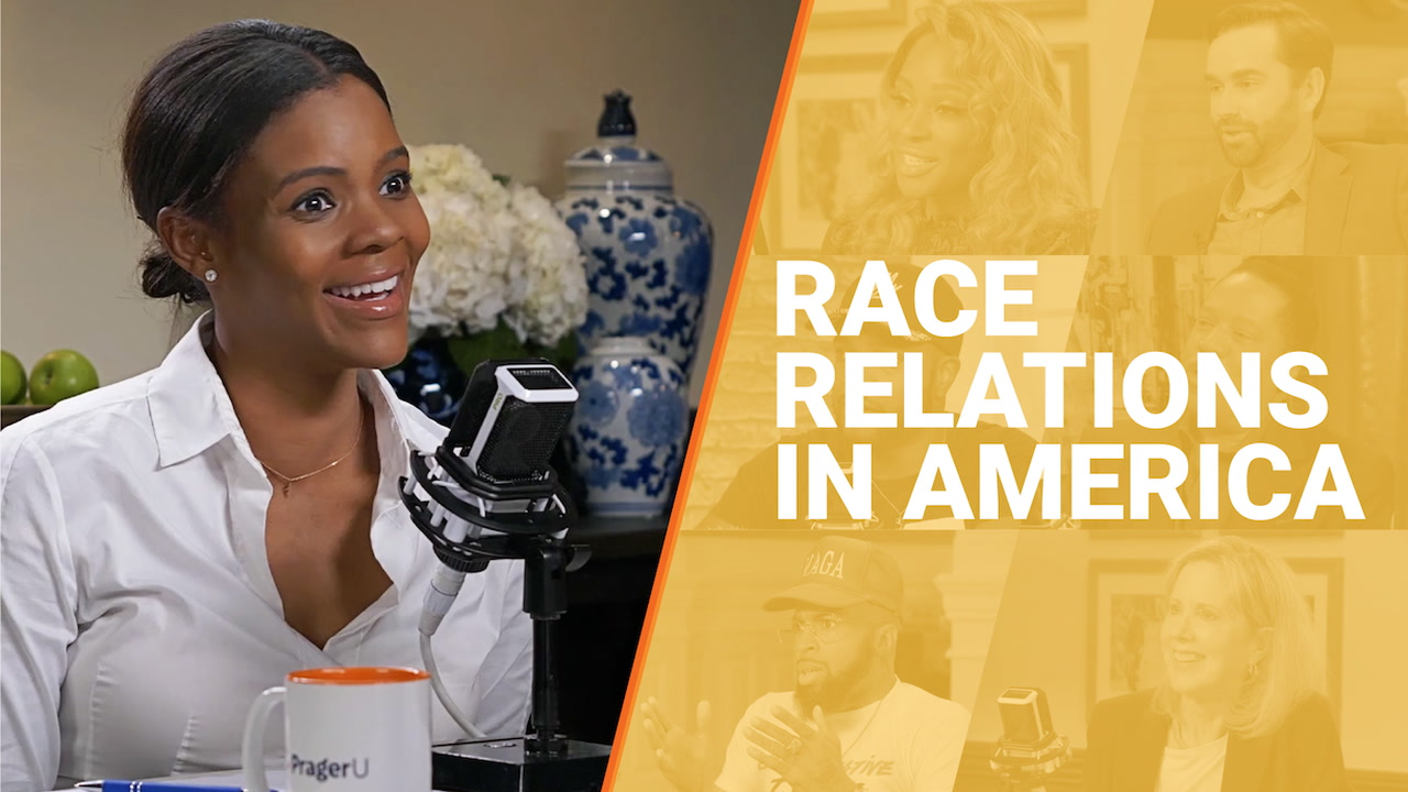 The Candace Owens Show: Race in America
