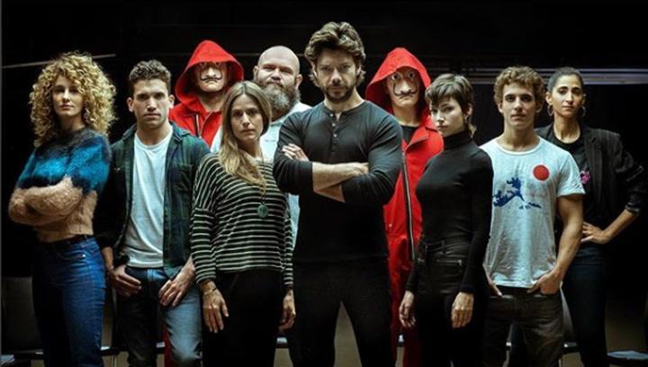 La tercera temporada de La Casa de Papel ya tiene fecha de estreno
