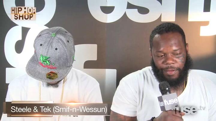 Shows: Hip Hop Shop: Smif-n-Wessun's Monumental Career