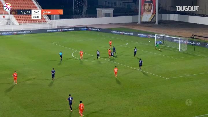 AGL Matchday 13 highlights: Ajman 2-1 Fujairah