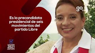 Xiomara Castro: en una contienda llena de hombres, una mujer es favorita en Libre