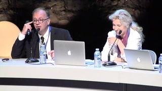 Visioconférence en direct du Pôle St-Hélier : Technique de soin sur tendon