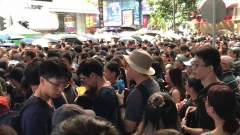 Una nueva manifestación toma Hong Kong con reforma democrática como objetivo