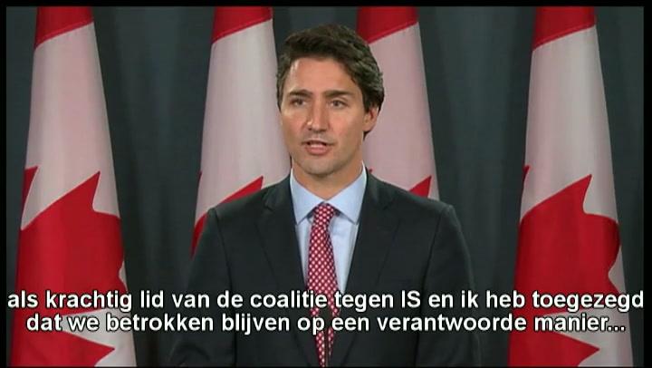 Canada trekt zich terug uit coalitie tegen IS