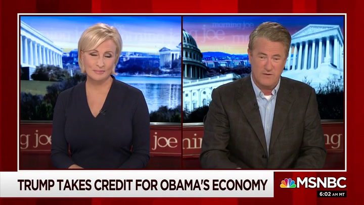 Scarborough: Economic Recovery 'Began 11 Years Ago'