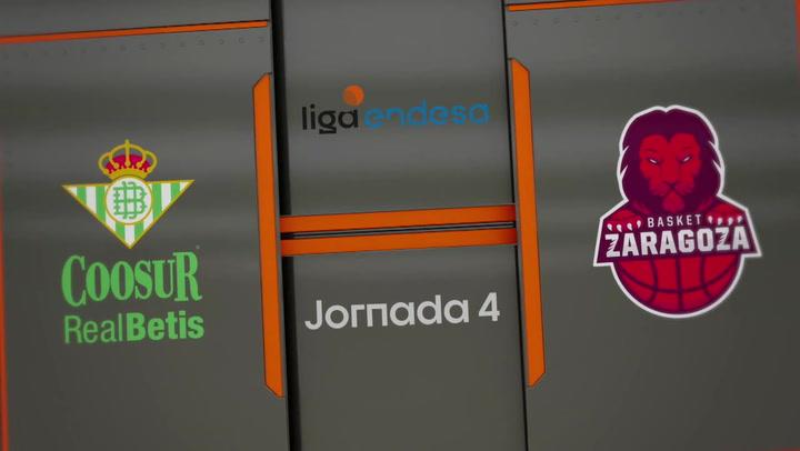 Coosur Real Betis - Casademont Zaragoza