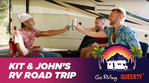 Kit Williamson & John Halbach's RV ROAD TRIP: San Luis Obispo