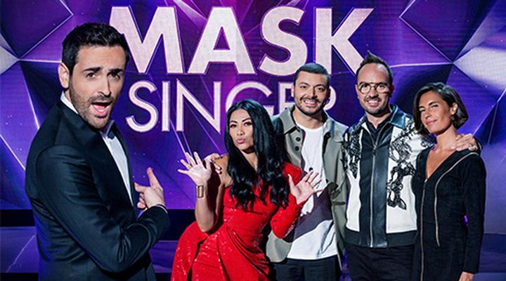 Replay Mask singer - Dimanche 08 Novembre 2020