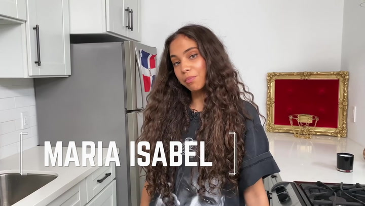 What's In Your Fridge: Maria Isabel