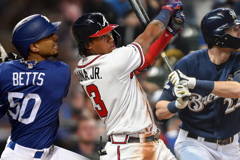 Who is the National League's best position player?