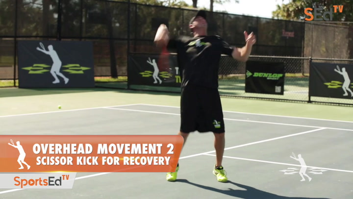 Overhead Movement 2 / Scissor Kick For Recovery