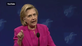 Clinton on SCOTUS nominee: 'I worry they want to turn' the clock 'back to the 1850s'