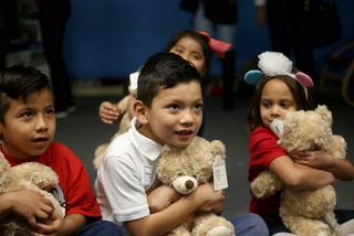 Build-A-Bear comes to Reed Elementary School